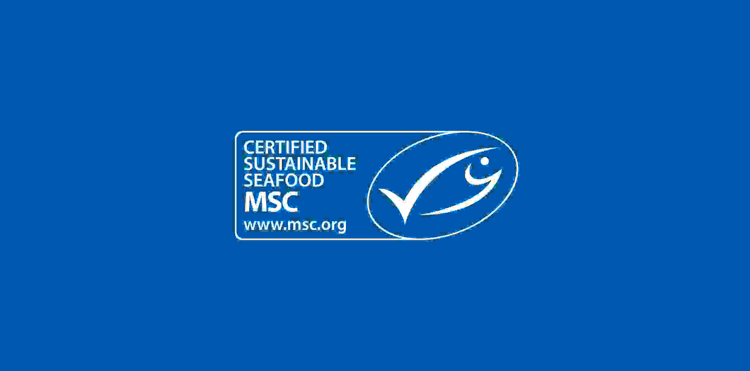 MSC certified producer
